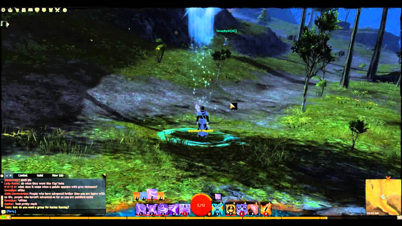 Guild Wars 2 at 4k  Video Dailymotion