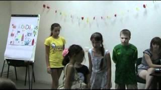 видео Детский лагерь испанского языка: летние каникулы с пользой.