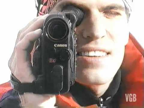 Canon UC10 8mm Camcorder (1991)