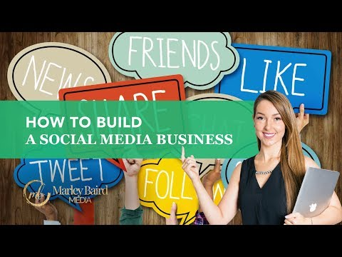 How To Build A Social Media Business