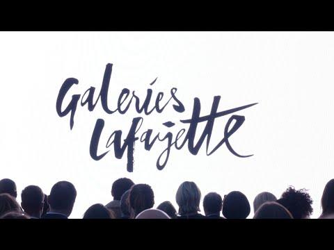 GALERIES LAFAYETTE - Le Nouveau Chic