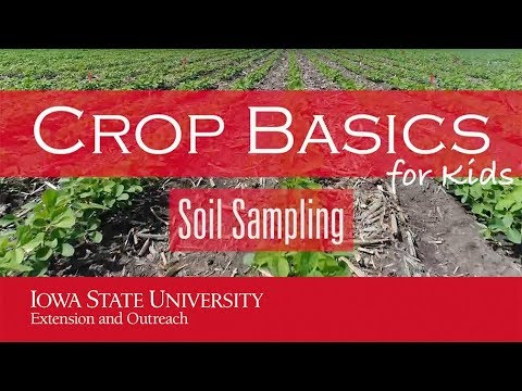 Crops for Kids: Soil Sampling