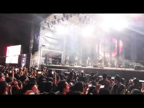 BOND - Monsoon music festival 2015