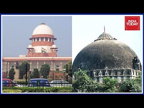 Daily Hearings Of Ayodhya Land Dispute Case Starts Today In SC