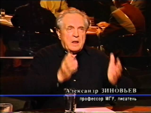 """Есть ли сегодня в России философия? Из архива передачи """"Что делать?"""""""