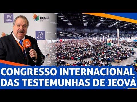TVLeão - Amigos do Leão - Congresso Internacional das Testemunhas de Jeová no Brasil