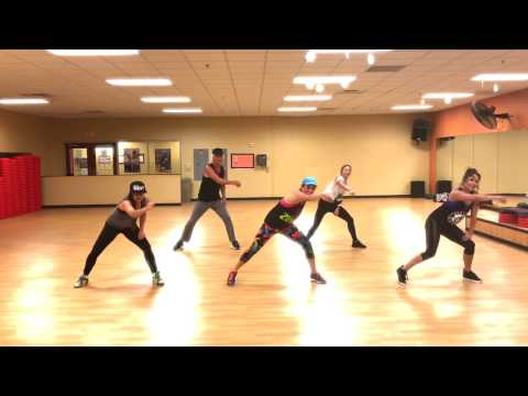 """Zumba® """"The Bruk Out Song"""" (Hip-Hop)"""