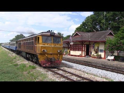 Huay yang Train Station Thailand