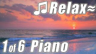 RELAXING PIANO #1 Instrumental Music Classical Romantic Love Song Best Musica de Relax Good HD