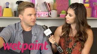 'Awkward' Stars Jillian Rose Reed & Brett Davern Talk Senior Year & Beyond