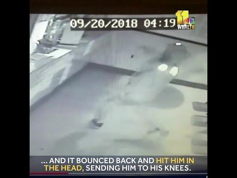 Josh Michael - Home Alone Moment In Burglary Attempt