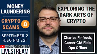 """Exploring the Dark Arts of """"Crypto"""" Currency with Charles Finfrock"""