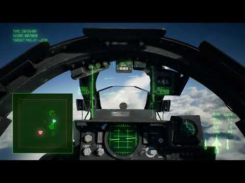 ACE COMBAT™ 7  SKIES UNKNOWN 20210219 F-4E (Mobius1) Mission1 HARD |