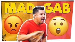 Will Joe Rage?? | 37 Minutes Of Mad Gab ...