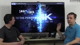 4K televizor Panasonic 65WT600