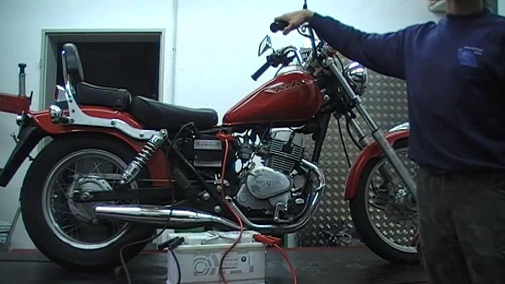 honda ca 125 rebel jc24 by motorrad youtube. Black Bedroom Furniture Sets. Home Design Ideas