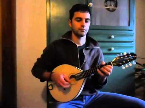 Tunes on mandolin