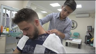 Video ASMR Turkish Barber Face,Head and Body Massage 168 download MP3, 3GP, MP4, WEBM, AVI, FLV November 2018