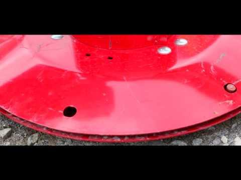 Косилка роторная Виракс 1,65