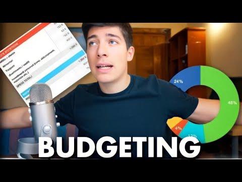 Come gestisco i miei SOLDI - Budgeting