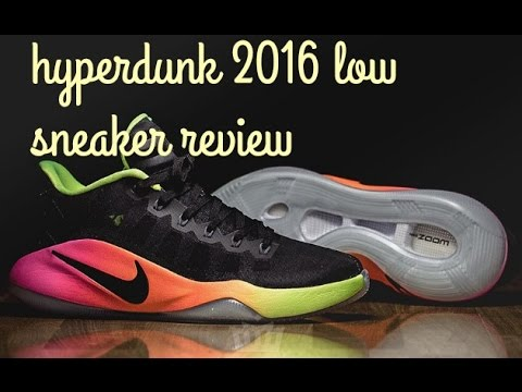 846201a1bbe2 無才说No.129 Nike Hyperdunk 2016 Low球鞋评测- YouTube