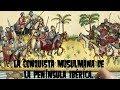 La conquista musulmana y el Califato de Córdoba - YouTube