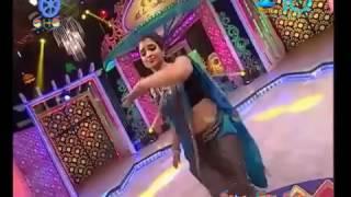 Syamala hot tv actress navel show