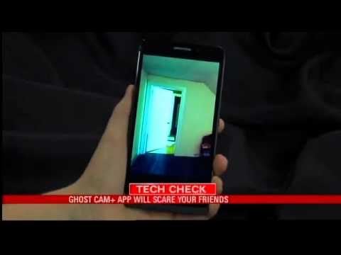 Ghost Cam App Will Scare Your Friends
