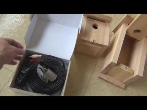 Nest Box Bird Cam installation part 1