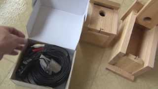 Nest Box Bird Cam installation part 1