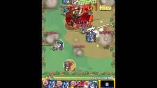 眩惑の紅獣・侵炎の翼をノーコンクリアしました! 徳永数馬 検索動画 7