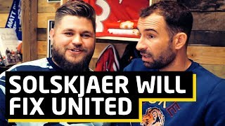 Solskjaer Will Fix United | Transfers & System For Next Season | Danny Higginbotham | The Warm Down