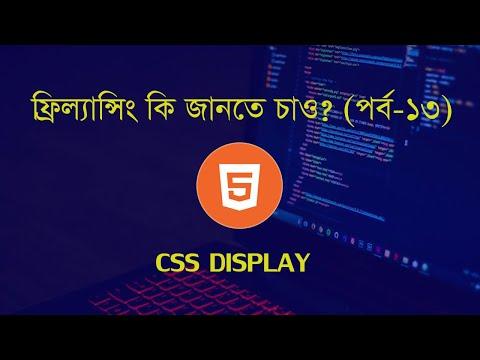 CSS Display | Programming Tube | Part 13 thumbnail