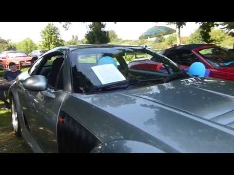 Chichester MG Owners Club - MG XPower SV-R - Modern Sports Cars - Bílasýning
