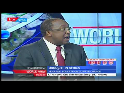 World View: Gerald Masila analyses the situation of drought in Africa