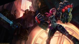 Vi The Piltover Enforcer Theme Song with lyrics