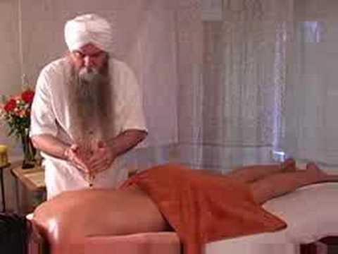Ayurvedic Spa Massage Techniques DVD by Real Bodywork