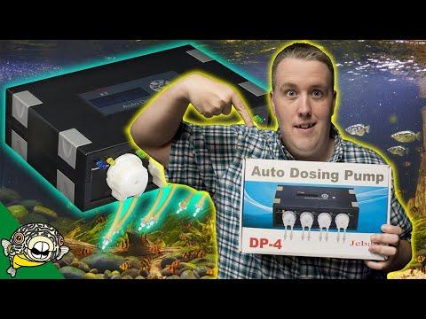 Auto Dosing Pump For Planted Tank Aquariums