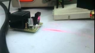 Датчик для лазера. Оборудование для квестов. Электроника для квестов.(, 2016-04-12T19:36:08.000Z)