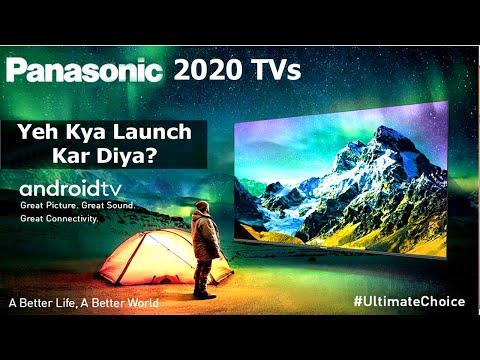 Panasonic TVs 2020 Series   Full Specification Details & Comparison   #PanasonicTV #Panasonic4kTV