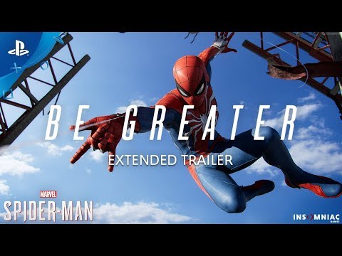 Marvel's Spider-Man Home Theater Test PS4 Pro