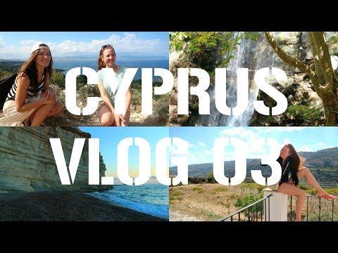 CYPRUS roadtrip 03 // Paphos Forest & Aphrodite Trails