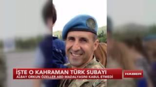 ABD Madalyasını Kabul Etmeyen Komutan: Albay Orkun Özeller
