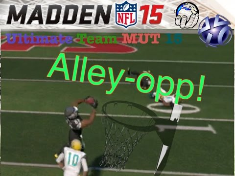 STEVE ATWATER Alley-opp! | Madden Ultimate Team | MUT PS4 Gameplay
