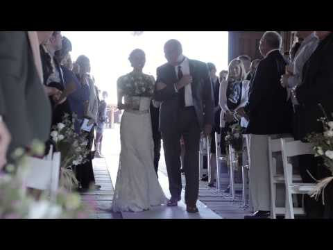 Baylie & Danny's Wedding Highlights | Visual Power Cinema |  Jacksonville Wedding Videography
