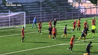 Porta Romana-Signa 2-0 Eccellenza Girone B