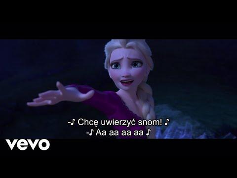 """Katarzyna Łaska, AURORA - Chcę Uwierzyć Snom (z Filmu """"Kraina Lodu 2"""")"""
