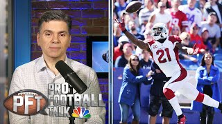 PFT Overtime: Patrick Peterson rumors, Belichick calling defense | Pro Football Talk | NBC Sports