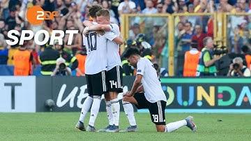 Deutschland - Rumänien 4:2 - Die Highlights | Fußball U21-EM 2019 - ZDF