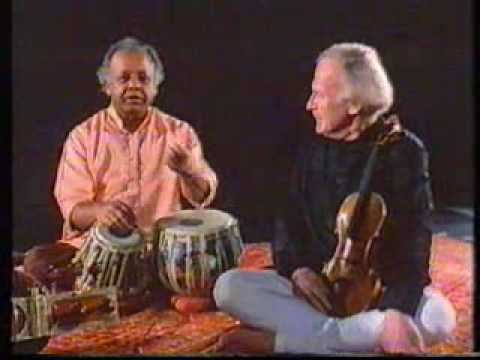 Pt Ravi Shankar in Music of Man